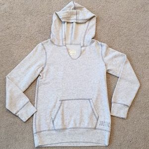Justice Shirts & Tops - Girls Grey Hoodie